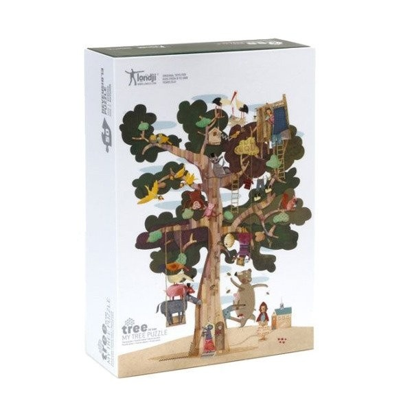 PUZZLE /MY TREE /LONDJI