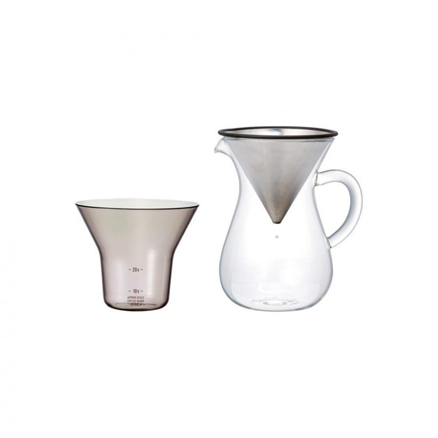 ZAPARZACZ DO KAWY SLOW COFFEE STYLE Z DZBANKIEM /27620 /KINTO