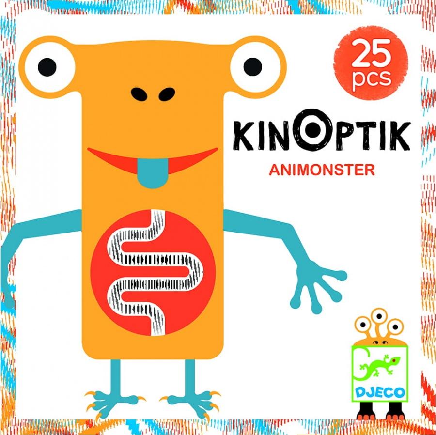 Kinoptik POTWORKI DJ05600 /DJECO